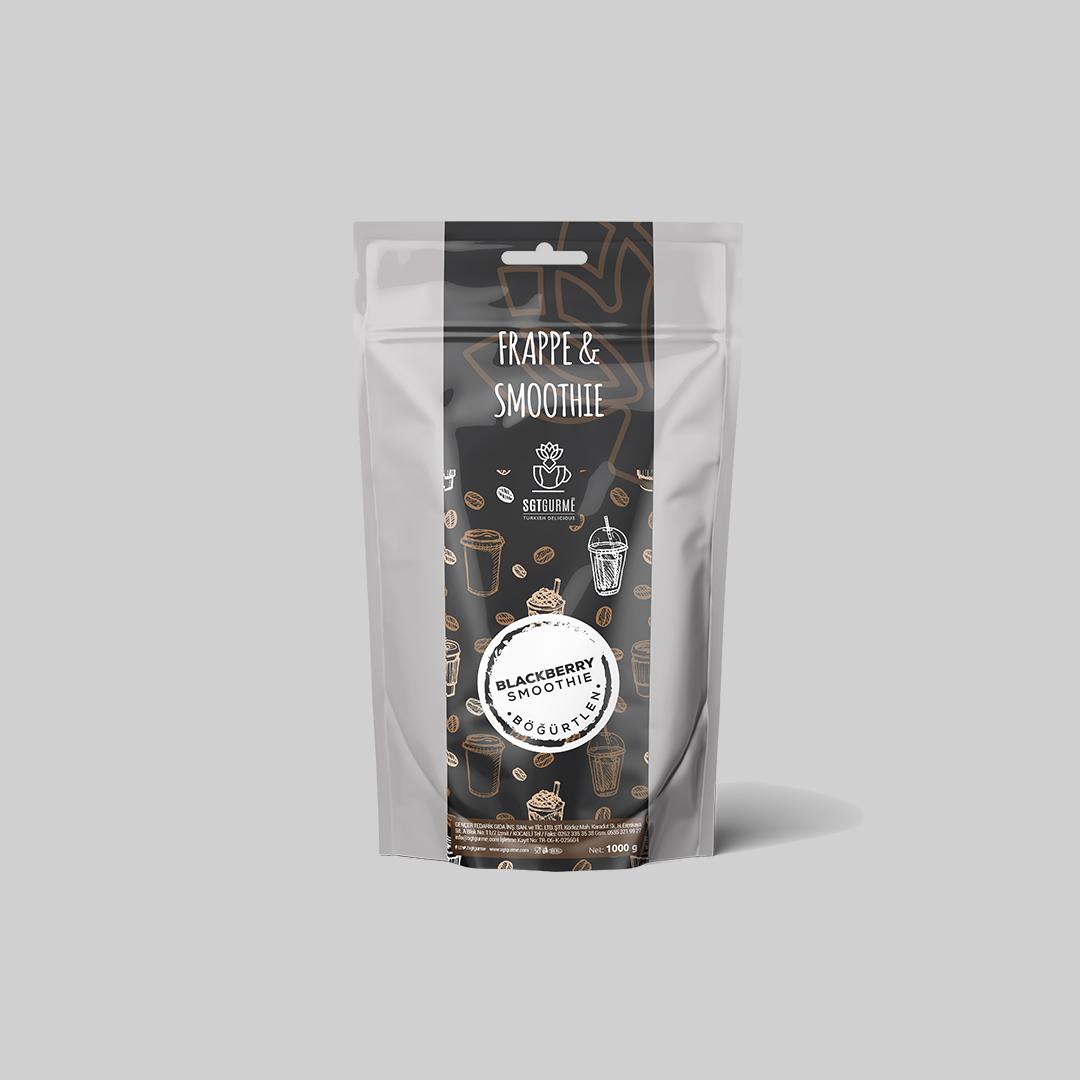 FRAPPE & SMOOTHIE - BLACKBERRY | SGT Gurme
