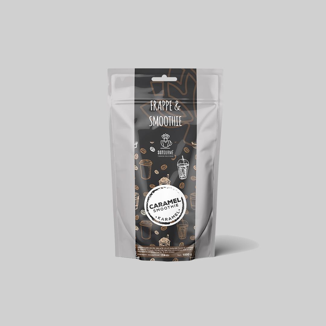 FRAPPE & SMOOTHIE - CARAMEL | SGT Gurme