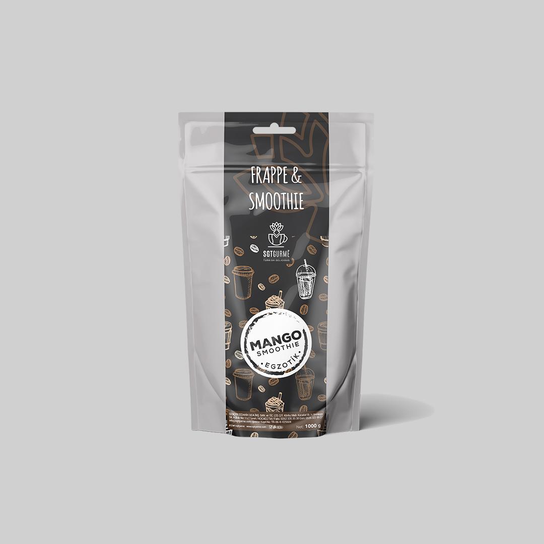 FRAPPE & SMOOTHIE - MANGO | SGT Gurme
